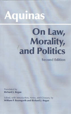 On Law, Morality, and Politics (Paperback)