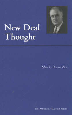 New Deal Thought (Paperback)