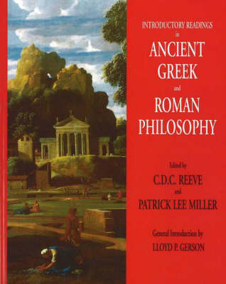 Introductory Readings in Ancient Greek and Roman Philosophy (Paperback)