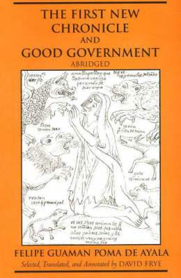 The First New Chronicle and Good Government, Abridged (Paperback)