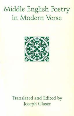 Middle English Poetry in Modern Verse (Hardback)