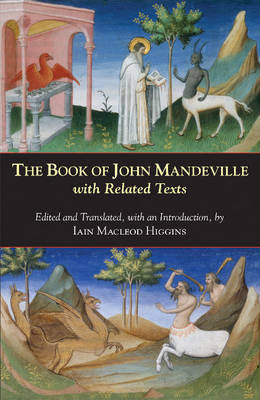 The Book of John Mandeville: with Related Texts (Hardback)