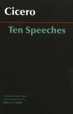 Ten Speeches (Hardback)