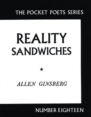 Reality Sandwiches: 1953-1960 - Pocket Poets Series (Paperback)