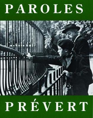 Paroles: Selected Poems - Pocket Poets Series (Paperback)