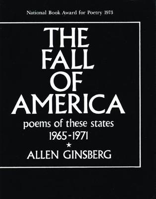 The Fall of America: Poems of These States 1965-1971 - Pocket Poets Series (Paperback)