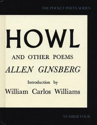Howl and Other Poems - Pocket Poets (Hardback)