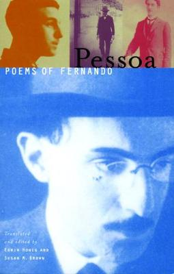 Poems of Fernando Pessoa (Paperback)