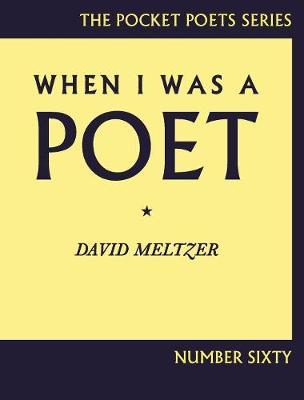 When I Was a Poet - Pocket Poets Series (Paperback)