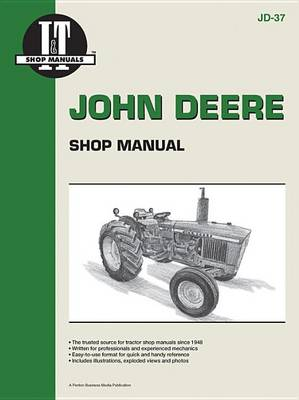 John Deere Shop Manual 1020 1520 1530 2020+ - I & T Shop Service (Paperback)