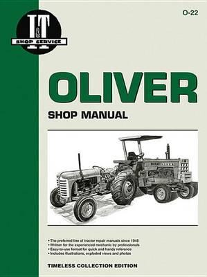 Oliver MDLS 2050 2150 (Paperback)