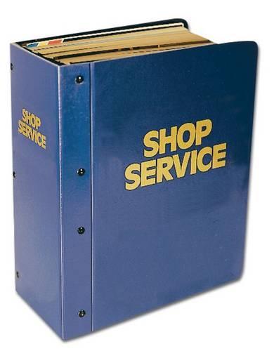 Marine Shop Service Set (Paperback)