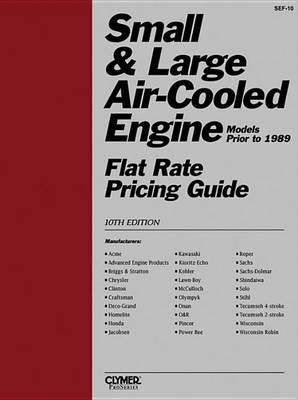 Small & Large Engine Flat Rate (Paperback)