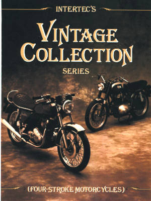 Four Stroke Motorcycles - Vintage Collection S. (Paperback)