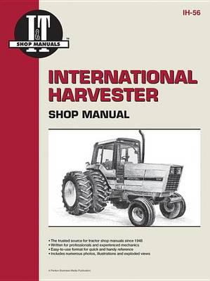 IH SRS 5088 5288 & 5488 (Paperback)
