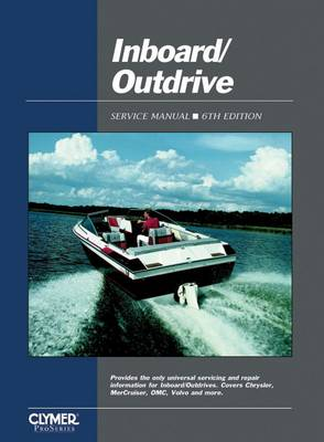 Inboard/Outdrive Service Manual (Paperback)
