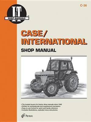 Case International Shop Manuals 1190 1290 1390 1490+ - I & T Shop Service (Paperback)