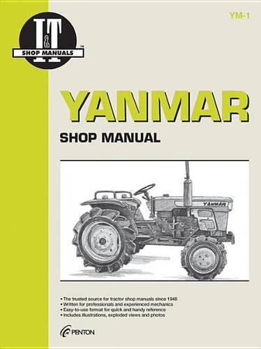 Yanmar MDLS Ym135 Ym135D Ym155 (Paperback)