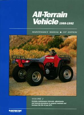 All-Terrain Vehicles - All-Terrain Vehicles (Paperback)