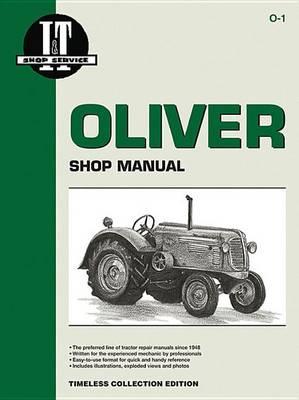Oliver Models 60hc 66hc 70hc 80+ (Paperback)