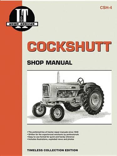 Cockshutt MDLS 540 550 560 570 (Paperback)