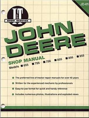 Jd SRS 655 755 756 855 856&955 (Paperback)