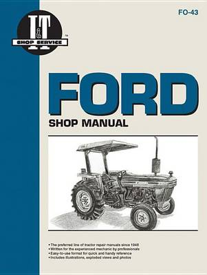 Ford Shop Service Manual: Models 2810/2910/3910 - I & T Shop Service Manuals (Paperback)