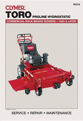 Toro Walk-Behind Mower (Paperback)