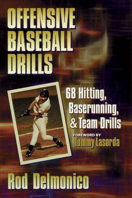 Offensive Baseball Drills (Paperback)
