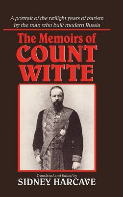 The Memoirs of Count Witte (Hardback)