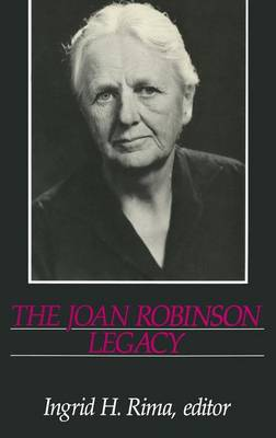The Joan Robinson Legacy (Hardback)
