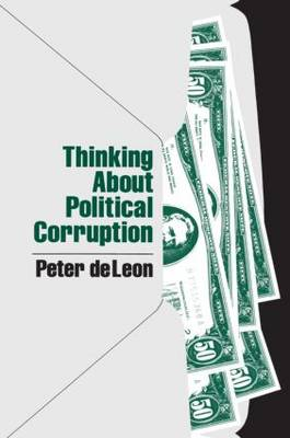 Thinking About Political Corruption (Paperback)