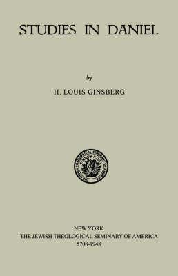 Studies in Daniel (Paperback)