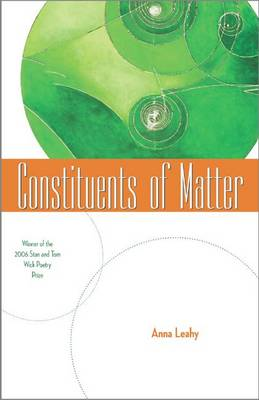 Constituents of Matter (Paperback)