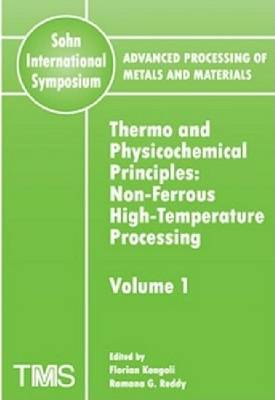 Advanced Processing of Metals and Materials (Sohn International Symposium) (Paperback)
