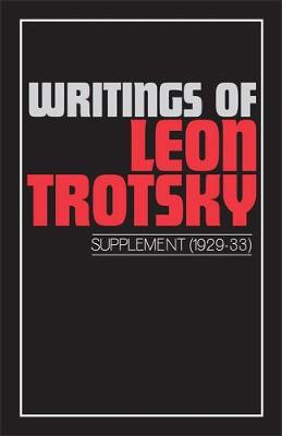 Writings of Leon Trotsky: Suppt (Paperback)
