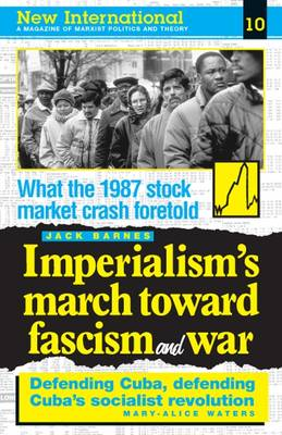 Imperialism's March Toward Fascism and War [Farsi edition] - New International Series No. 10. (Hardback)