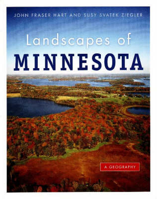 Landscapes of Minnesota: A Geography (Paperback)