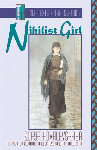 Nihilist Girl (Paperback)