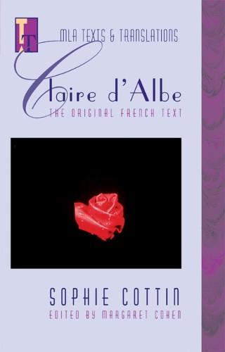 Claire d'Albe (Paperback)