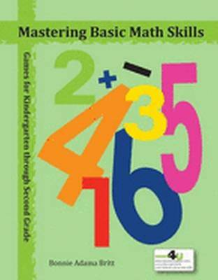 Mastering Basic Math Skills: Games for Third through Fifth Grade (Paperback)