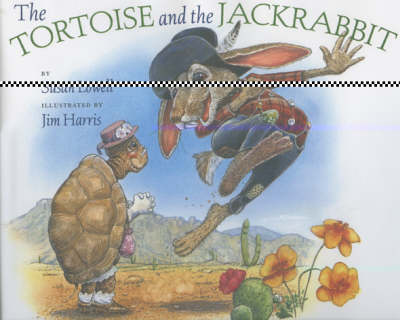 The Tortoise and the Jackrabbit (Hardback)
