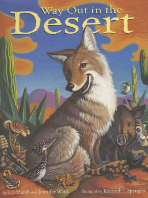 Way Out in the Desert (Hardback)