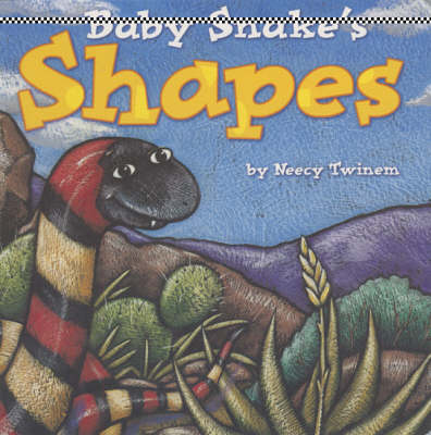 Baby Snake's Shapes (Board book)