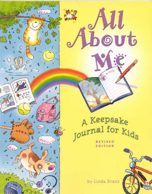 All About Me: A Keepsake Journal for Kids (Paperback)