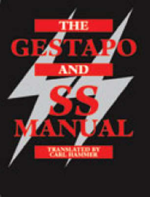 The Gestapo and Ss Manual (Paperback)