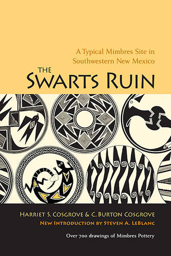 The Swarts Ruin: A Typical Mimbres Site in Southwestern New Mexico - Papers of the Peabody Museum (Paperback)