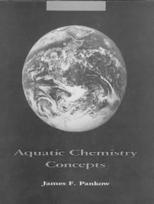 Aquatic Chemistry Concepts (Hardback)