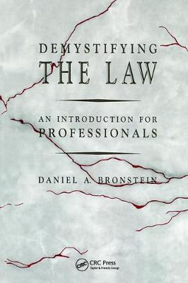 Demystifying the Law: An Introduction for Professionals (Hardback)