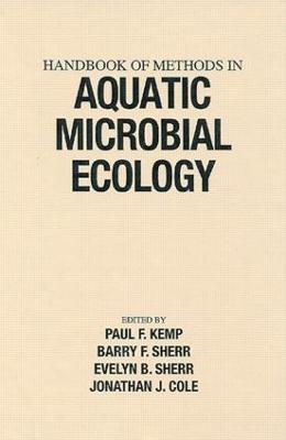 Handbook of Methods in Aquatic Microbial Ecology (Hardback)